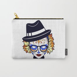 Mad Hatter Sugar Carry-All Pouch