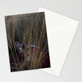 Ophelia of the Plains Stationery Cards