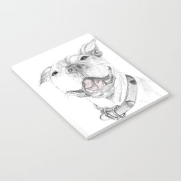 A Smile is Worth a Thousand Words :: A Pit Bull Smile Notebook