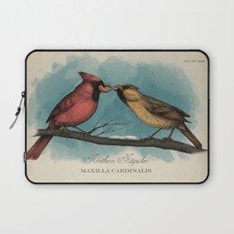 Northern Nitpicker - Maxilla Cardinalis Laptop Sleeve
