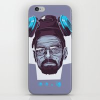 breaking iPhone & iPod Skins featuring BREAKING BAD by Mike Wrobel