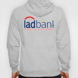 Dad Bank Funny Father Money Gift Hoody