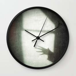 This Is The HHHHHAAAANNNNNDD - ©Gerald Robin Wall Clock