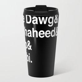 Phife Dawg & Ali Shaheed & Q-Tip & Jarobi. Travel Mug