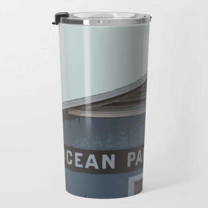 Ocean Park Store Travel Mug