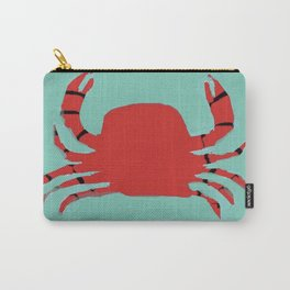 The Faceless Crab Carry-All Pouch
