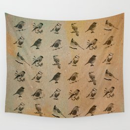 Birdies  Wall Tapestry