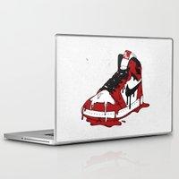 air jordan Laptop & iPad Skins featuring Air Jordan I by shoooes
