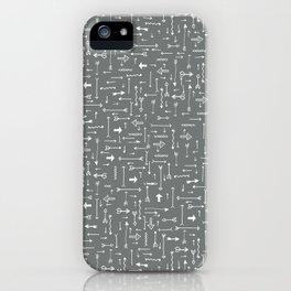 Every Which Way iPhone Case