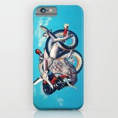 Heart of Illuminati iPhone 6 Slim Case