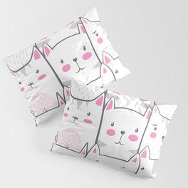 cats pattern Pillow Sham