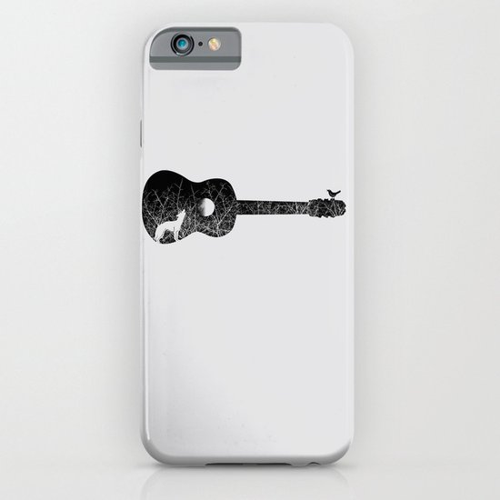 Night sounds iPhone & iPod Case