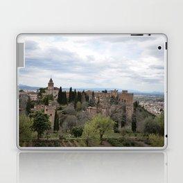View Toward Alhambra Laptop & iPad Skin