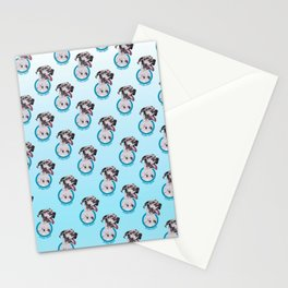 Great Dane Print Stationery Cards