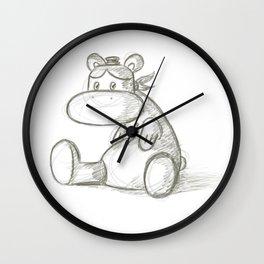 MummiLynet Wall Clock