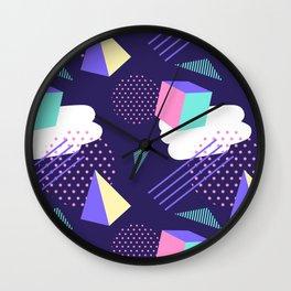 Prom night Wall Clock