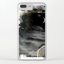 Gravity's Hostage Clear iPhone Case