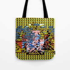 One Part Flesh, One Part Life, One Part Sentience Tote Bag