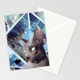Nude Cat Stationery Cards