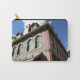 """On Greene Street - The """"Main Drag"""" of Silverton, No. 2 of 3 Carry-All Pouch"""