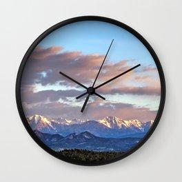 Morning View Wall Clock