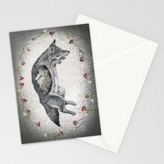Wolf Spirit Stationery Cards