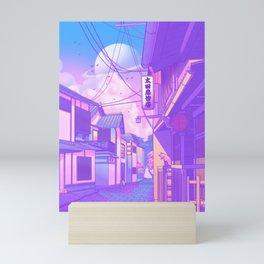 City Pop Kyoto Mini Art Print