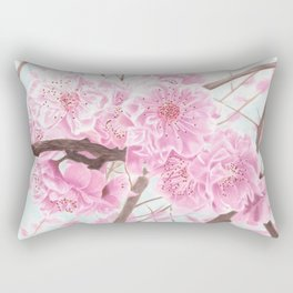 Blooming Rectangular Pillow