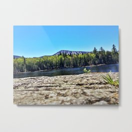 Springtime View of Sugarloaf (3) Metal Print