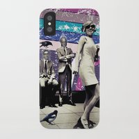 cage iPhone & iPod Cases featuring Cage by Cs025