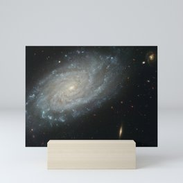 Spiral Galaxy, NGC 3370 Mini Art Print