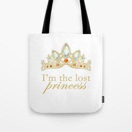 The Lost Princess Tote Bag