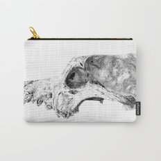 Wolf Skull Carry-All Pouch