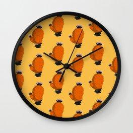 Pumpctus Wall Clock