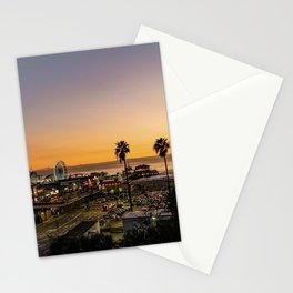 Santa Monica Paradise Stationery Cards