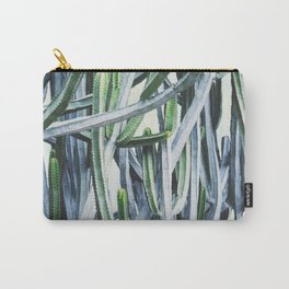 Green Crush Cactus I Carry-All Pouch