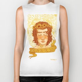 Sunflower Child Harry Biker Tank