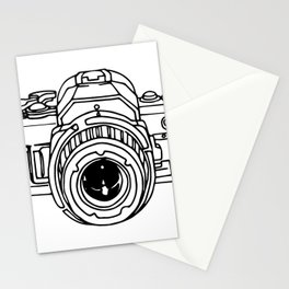35mm SLR Stationery Cards