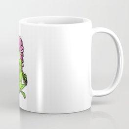 Green Faerie Coffee Mug