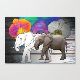 """'Eriphant"""" Canvas Print"""