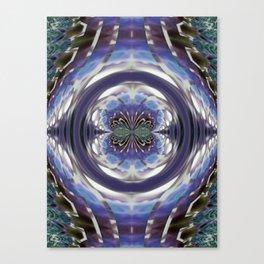 Wart Eye Pattern 6 Canvas Print
