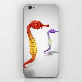 Sea Horses iPhone Skin