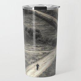 The road Travel Mug