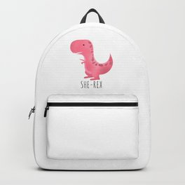 She-Rex Backpack