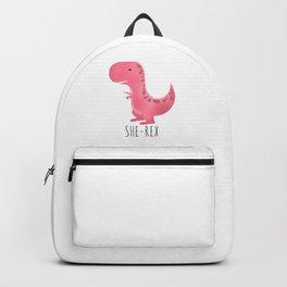 She-Rex Backpack