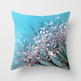 Dandelion_2015_0702 Throw Pillow