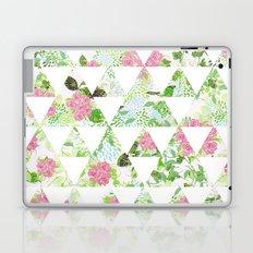 Vintage Rose Bird Laptop & iPad Skin