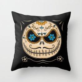 Jack Cavalera Throw Pillow