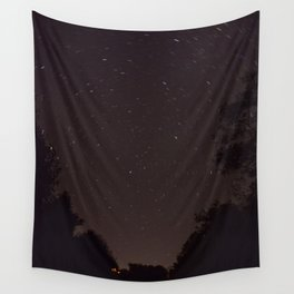 Starry Vista Wall Tapestry