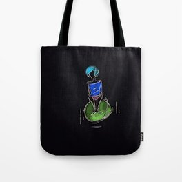 flying on something Tote Bag